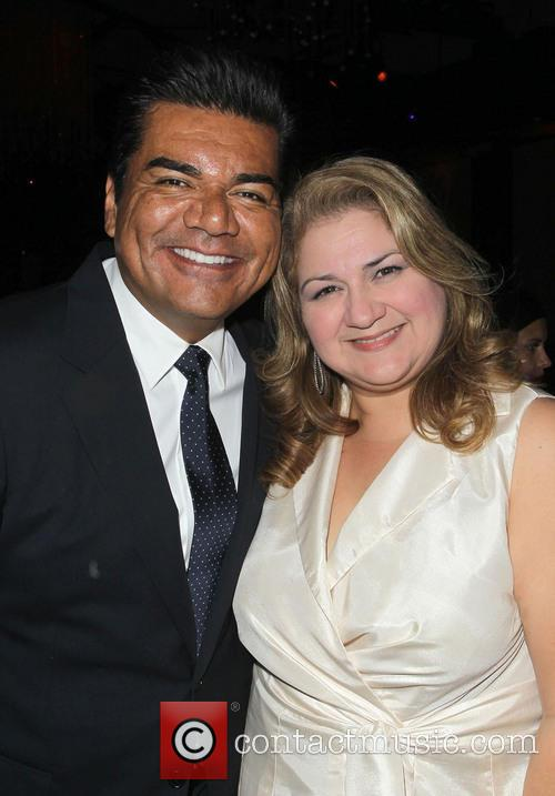 George Lopez and Emily Longoria 9