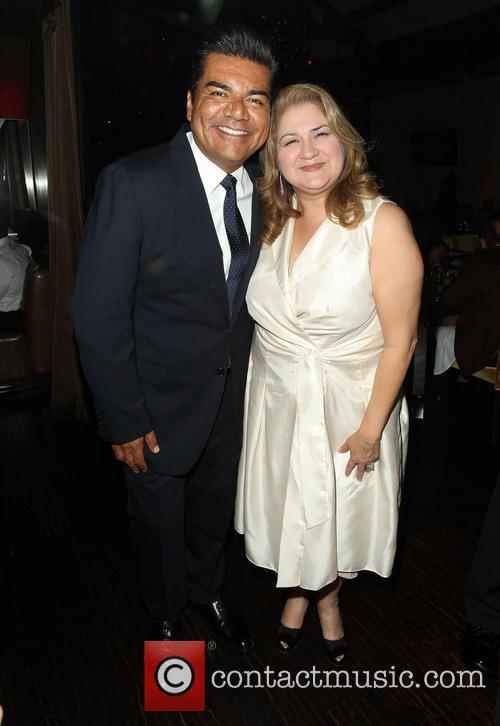george lopez emily longoria eva longoria foundation dinner 3885038