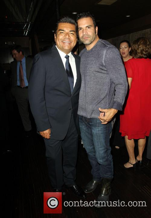 George Lopez and Ricardo Antonio Chavira 3