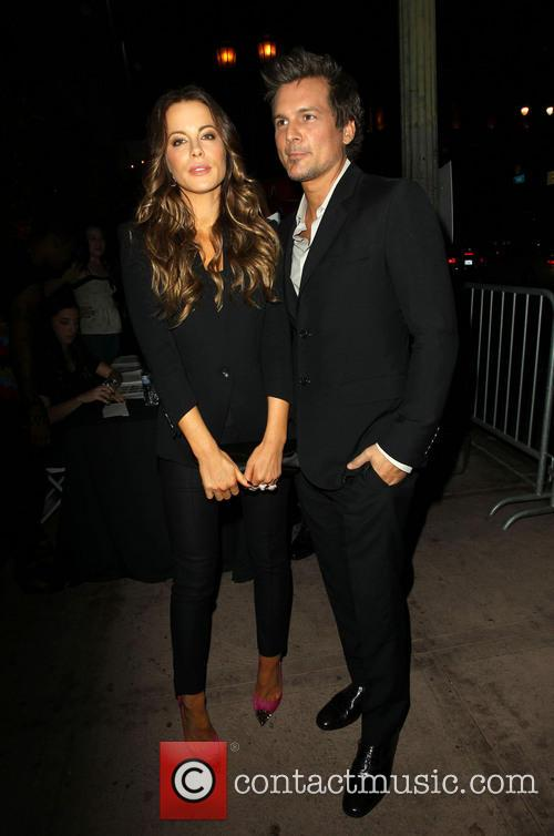 Kate Beckinsale and Len Wiseman 3