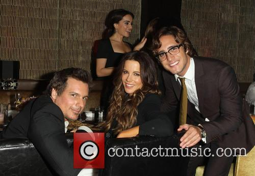 Len Wiseman, Kate Beckinsale and Diego Boneta 4