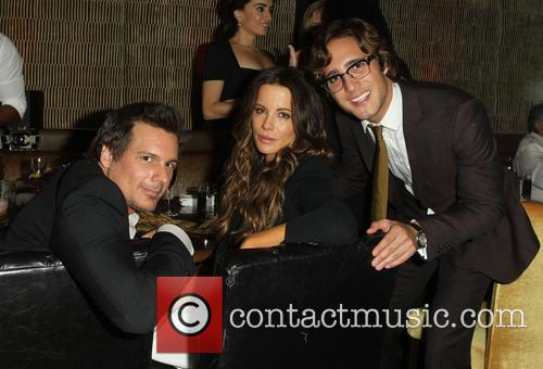 Len Wiseman, Kate Beckinsale and Diego Boneta 5