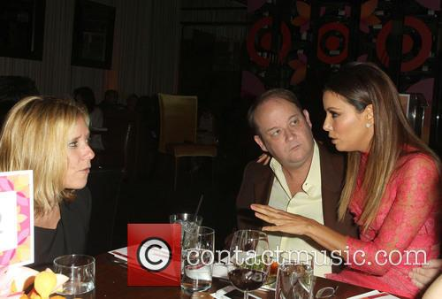 Nina Lederman, Dolores Huerta and Eva Longoria 4