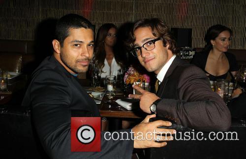 Wilmer Valderrama and Diego Boneta 2