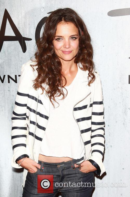 Katie Holmes, Maritime Hotel