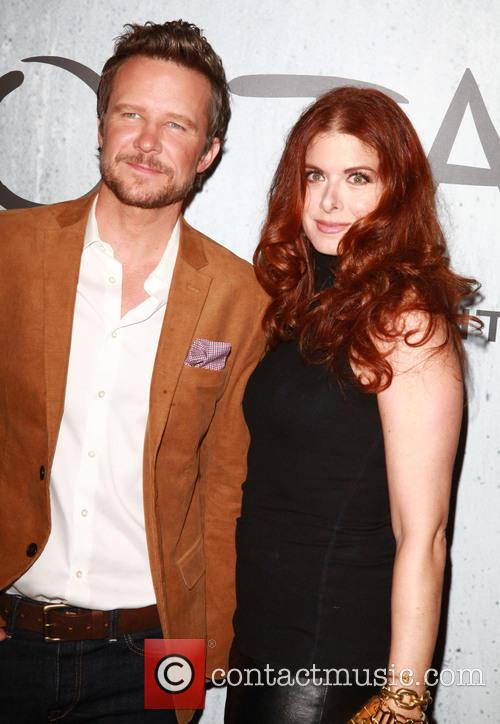 Will Chase, Debra Messing, Maritime Hotel