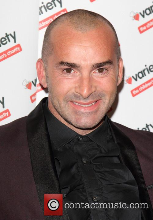 Louie Spence 1