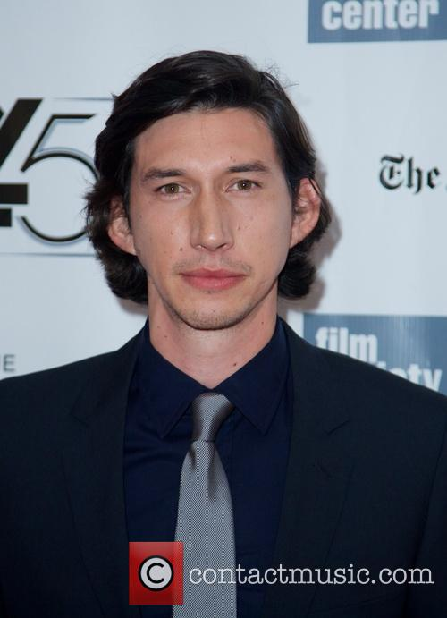 Adam Driver at the premier for Inside Lleywn Davis, 2013