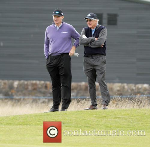 Ernie Els and Neels Els 2