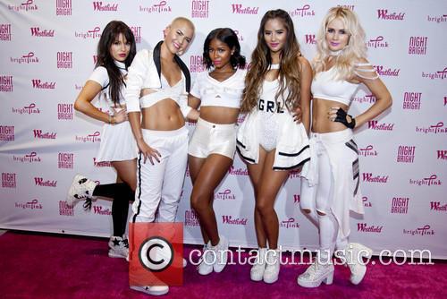 G.r.l., Natasha Slayton, Paula Van Oppen, Simone Battle, Emmalyn Estrada and Lauren Bennett 2
