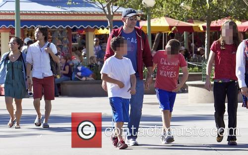 steve carell steve carell at disneyland 3885759