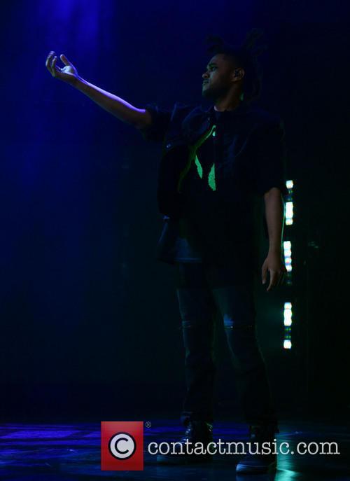 Abel Tesfaye and The Weekend 6