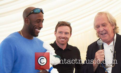 Michael Carberry, Ian Bell and David English 3