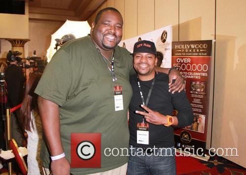 Quinton Aaron and Mekhi Phifer 1