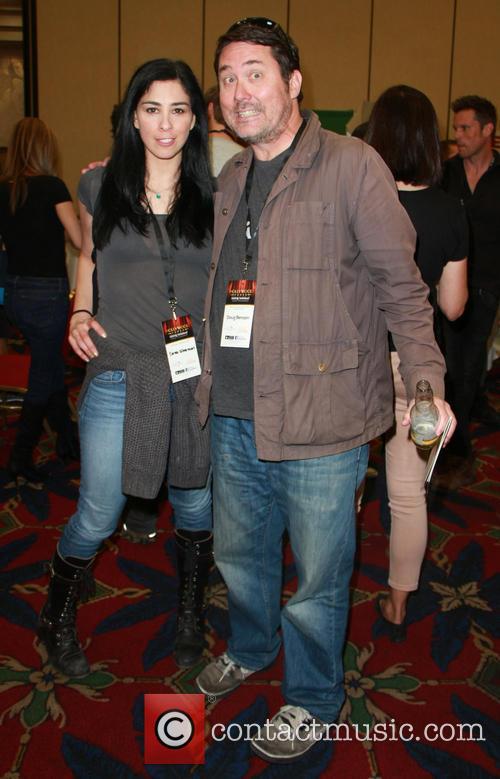 Sarah Silverman and Doug Benson 2