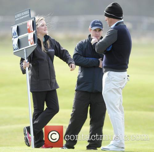 Hugh Grant, Old Course