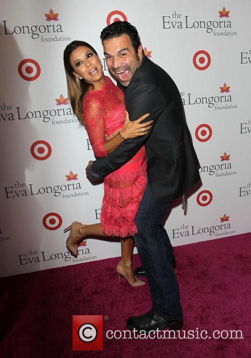 Eva Longoria and Ricardo Antonio Chavira 2