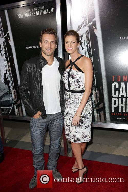 Jarret Stoll and Erin Andrews 6