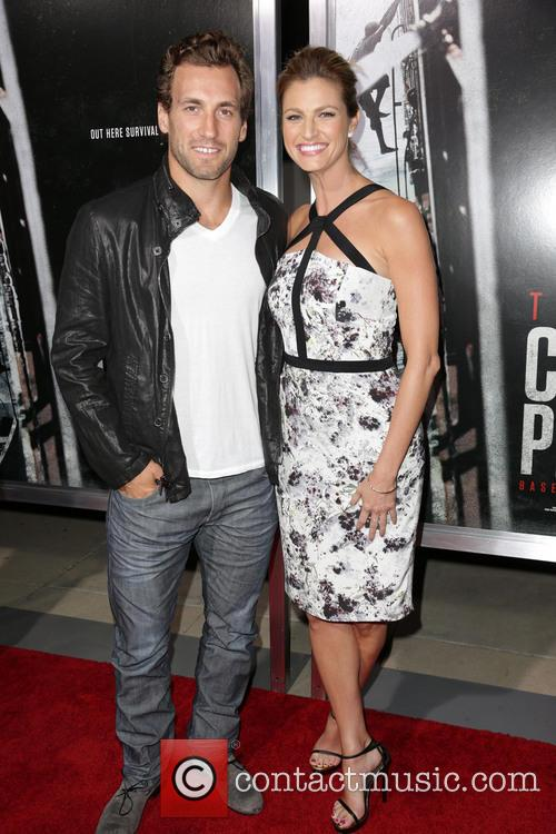 Jarret Stoll and Erin Andrews 8