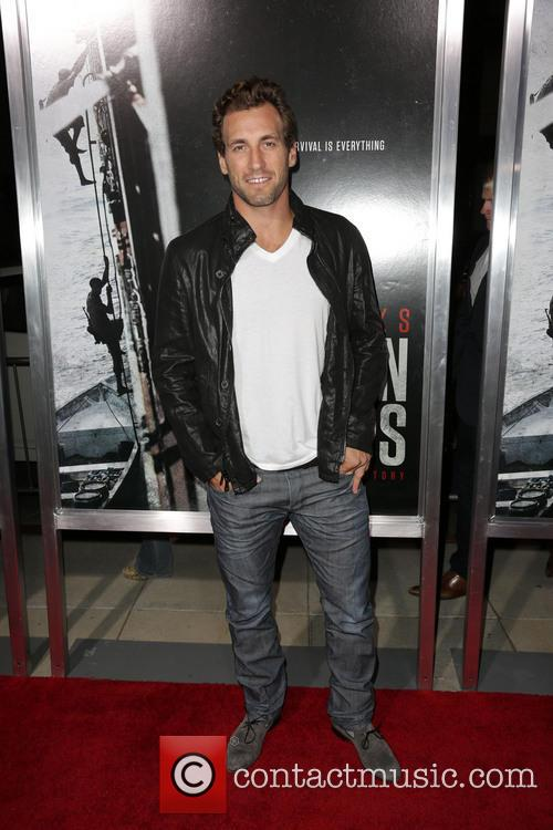 jarret stoll premiere of columbia pictures captain 3886940