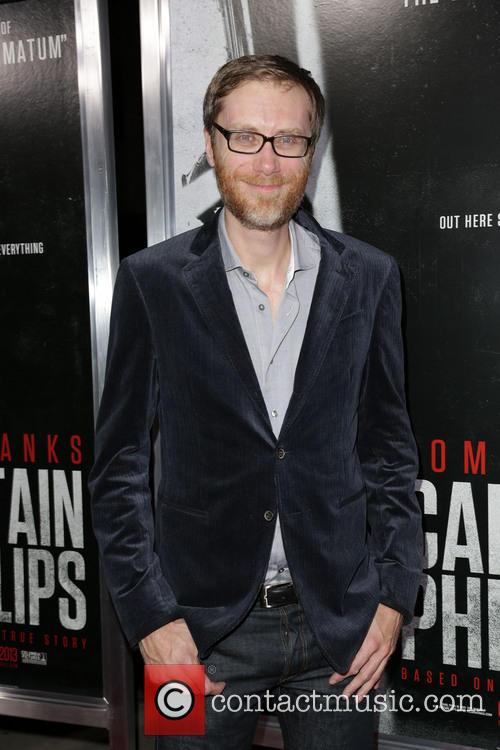 stephen merchant premiere of columbia pictures captain 3886865