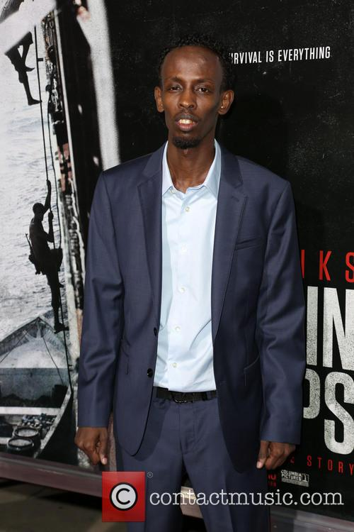 Barkhad Abdi, The Academy of Motion Picture Arts and Sciences