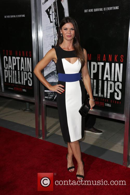 danielle vasinova premiere of columbia pictures captain 3887003