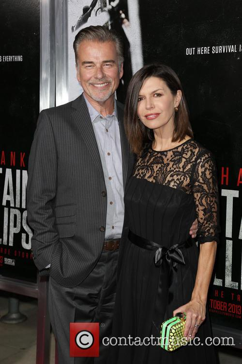 Ian Buchanan and Finola Hughes 3