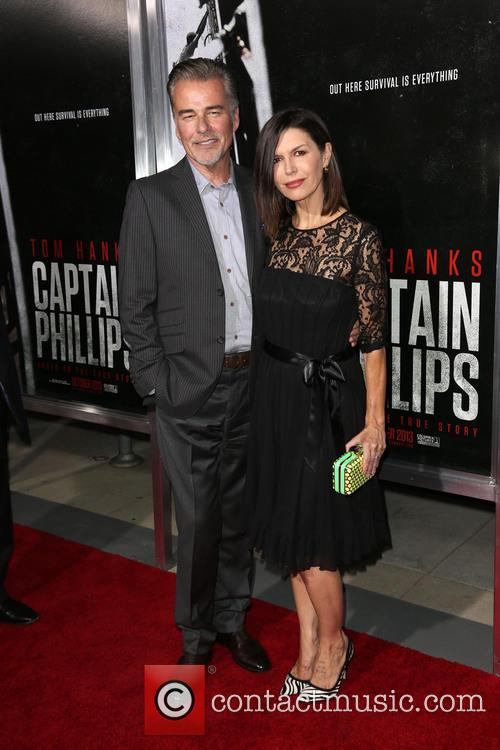 Ian Buchanan and Finola Hughes 4