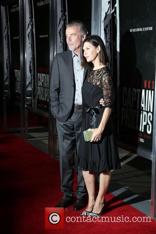Ian Buchanan and Finola Hughes 5