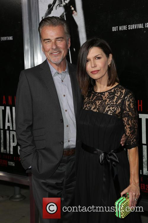 Ian Buchanan and Finola Hughes 11