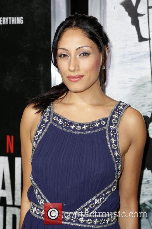 Tehmina Sunny, The Academy of Motion Picture Arts and Sciences
