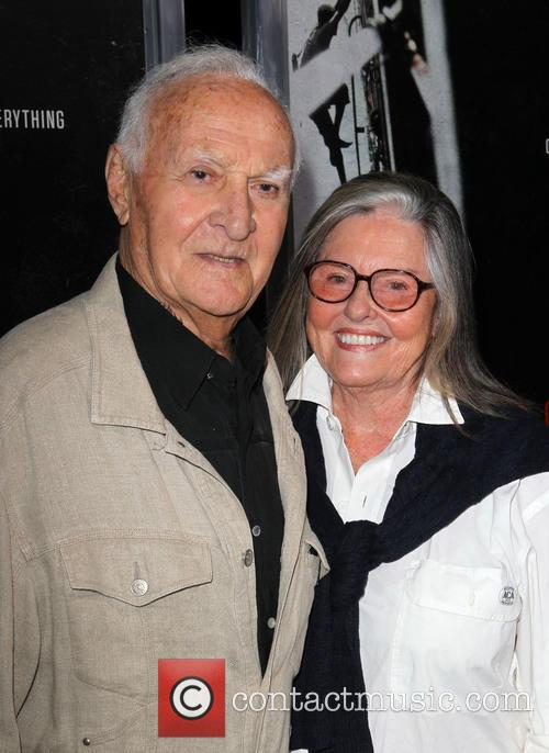 Robert Loggia and Audrey Loggia