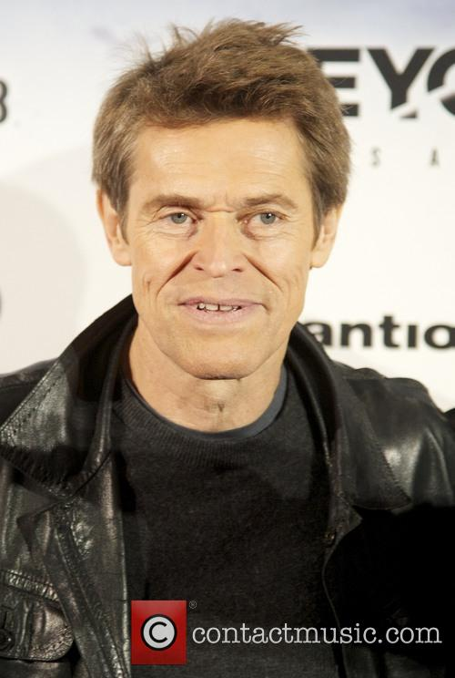 willem dafoe beyond two souls photocall 3886107