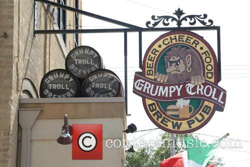 Grumpy Troll Brew Pub 3