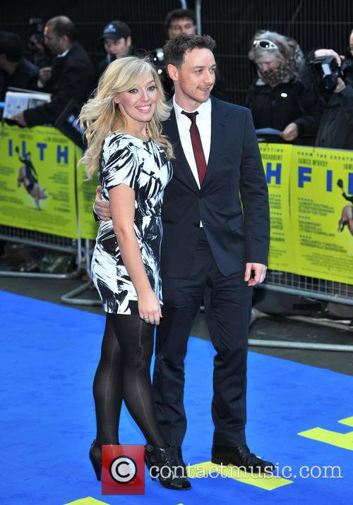 Joy Mcavoy and James Mcavoy 3