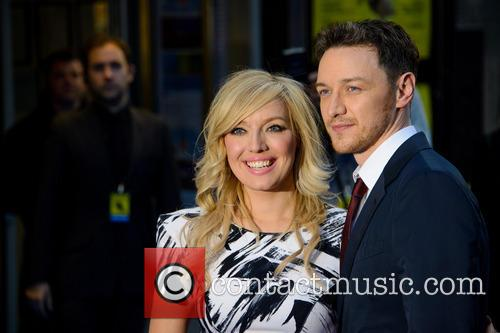 Joy Mcavoy and James Mcavoy 4