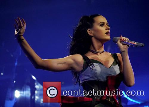 Katy Perry iTunes Festival