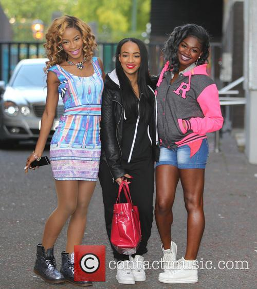 Jeanette, Rielle and SeSe 3
