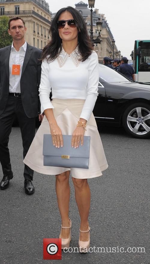 salma hayek paris fashion week ready to 3886069