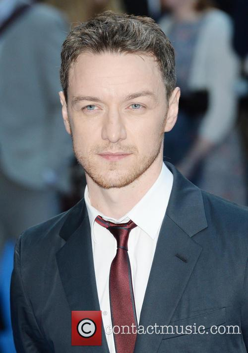 James McAvoy, Leicester Sqare, Odeon West End