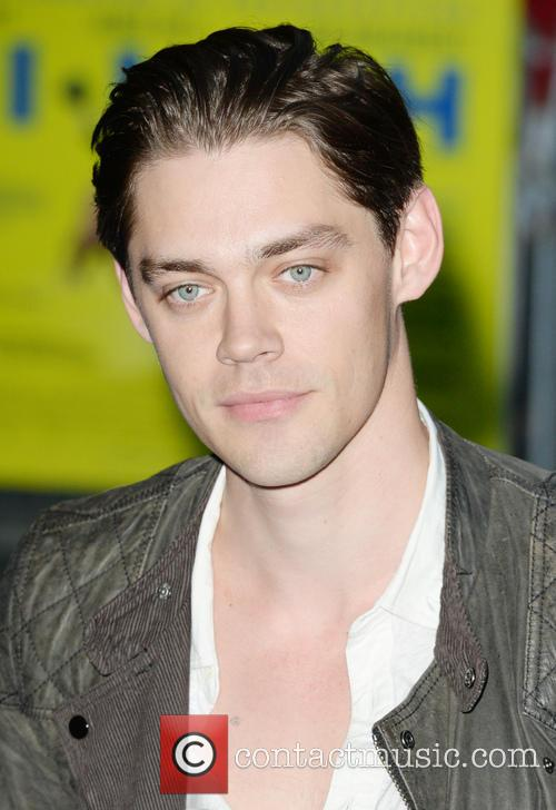 Tom Payne, Leicester Sqare, Odeon West End