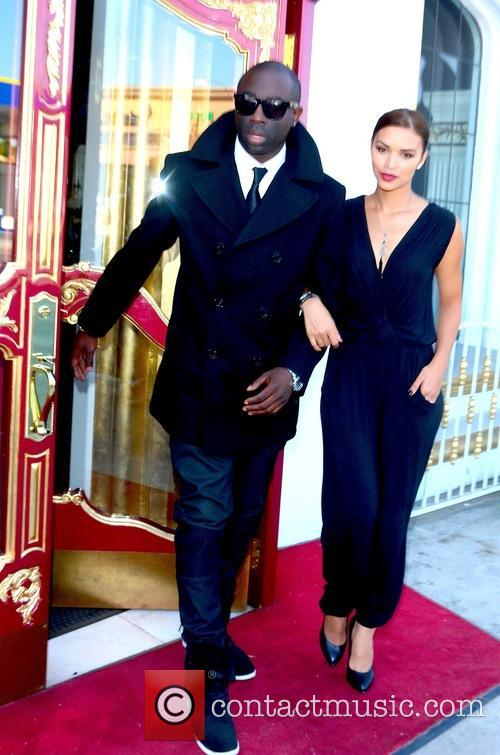 Sam Sarpong and Vanessa Curry 2