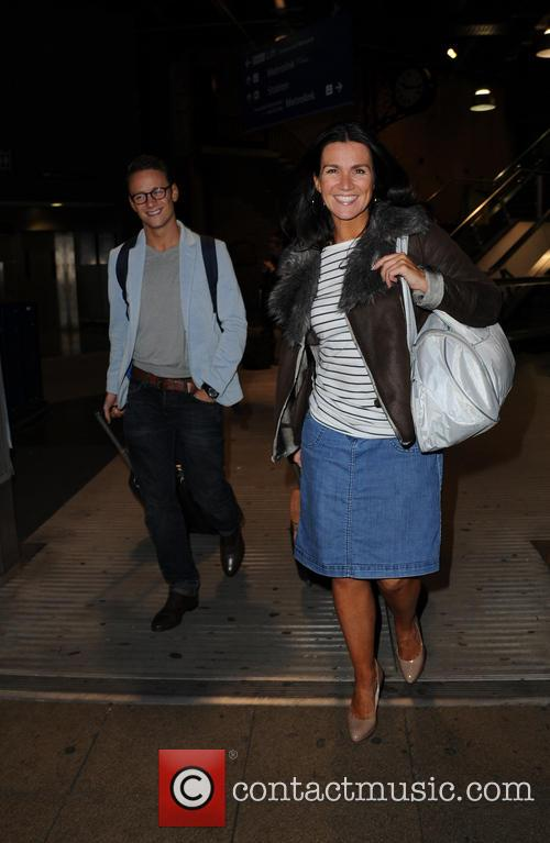 Susanna Reid and Kevin Clifton 6