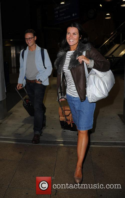 Susanna Reid and Kevin Clifton 8