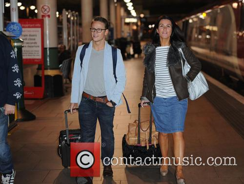 Susanna Reid and Kevin Clifton 15