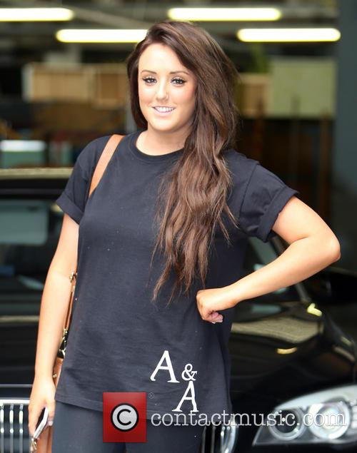 charlotte crosby celebrities at the itv studios 3887355