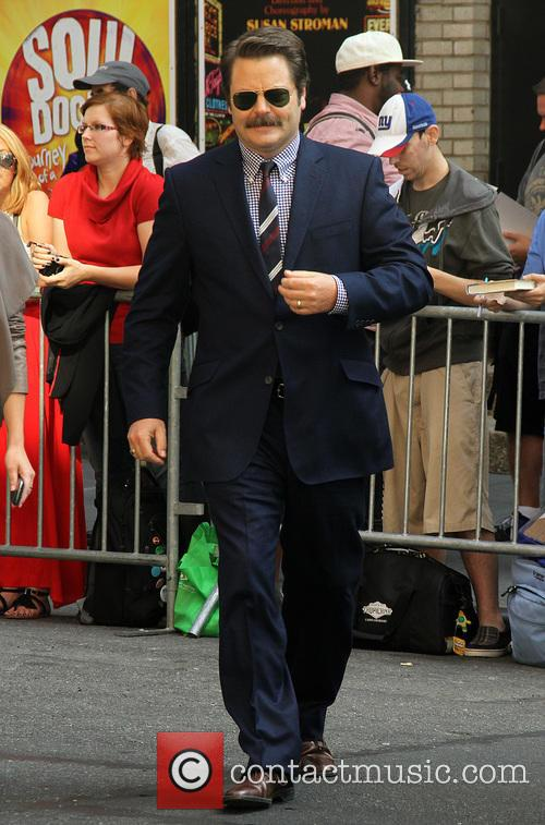 Nick Offerman 4