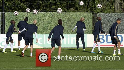 Ajax training session