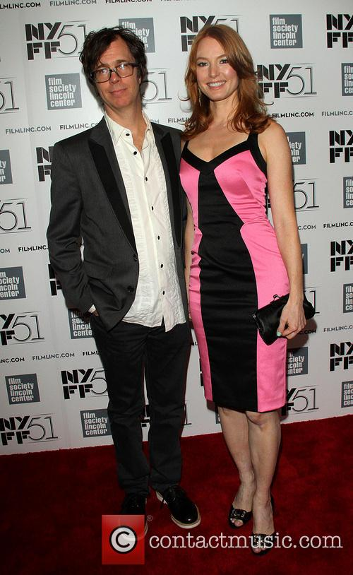 Ben Folds and Alicia Witt 2